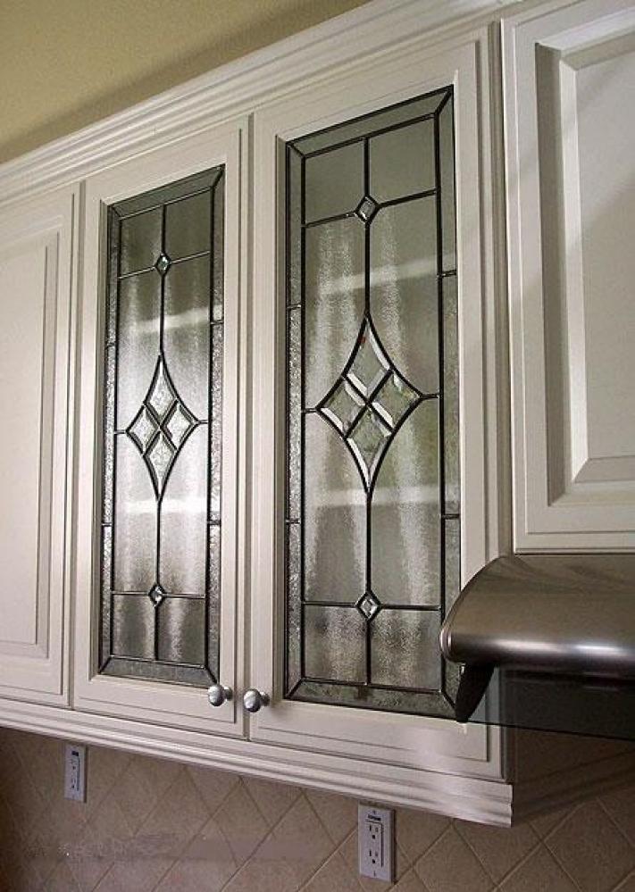 Glass Cabinet Ideas How To Create A Custom Glass Cabinet Stained Glass Cabinets Leaded Glass Cabinets Leaded Glass Door