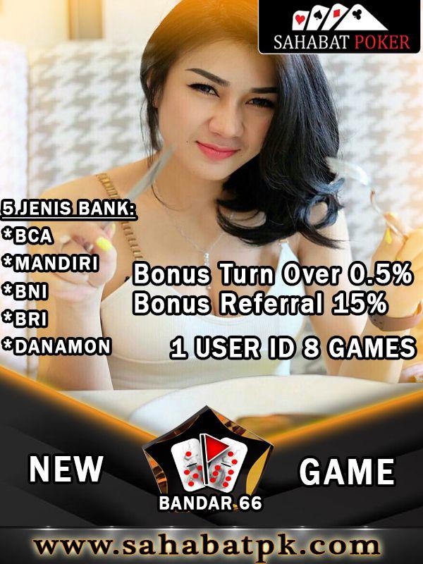 """Cari Situs Judi <a href=""""http://sahabatpoker.poker"""" rel=""""dofollow"""">Agen Domino</a> Online yang aman dan terpercaya ? Solusinya hanya di sahabatpoker Bonus Refferal 15% Bonus Turn Over 0,5% Hanya dengan minimal deposit 20ribu sudah bisa bermain 8 game sekaligus lohh.. """"NEW AGEN BANDAR 66"""" Ayo daftar dan gabung sekarang juga,, PIN BB : 2B13CFDA"""