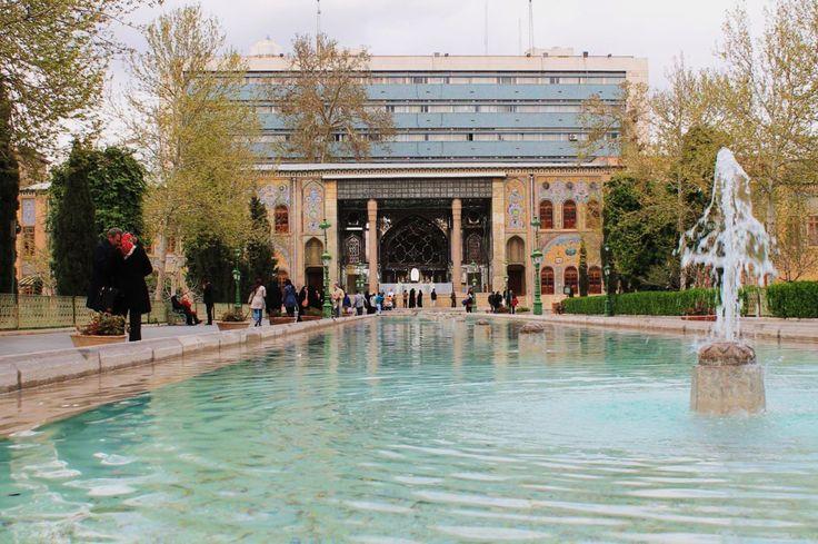 iran/tehran/golestan/palace