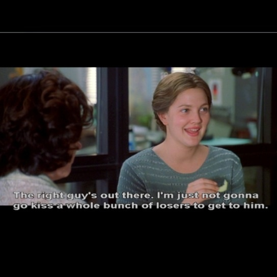 Lessons learned from Never Been Kissed