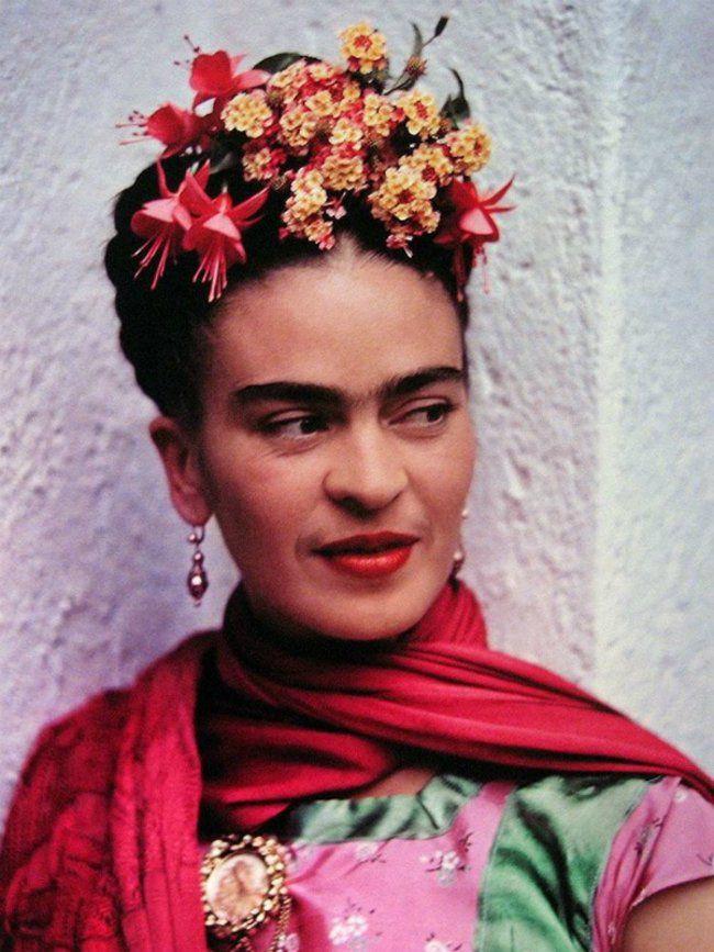 Frida Kahlo: die farbenfrohe Ikone aus Mexiko