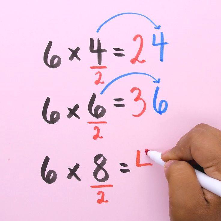 54 Free Math Fun Digital 2020 In 2020 Cool Math Tricks Fun Math Math Tricks