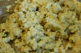 卵抜きの「エッグ」サラダサンドイッチ