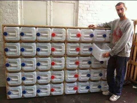 ONCE nuevos contenedores a partir de empaques | Un detalle hace la diferencia