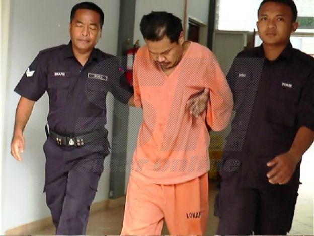 Bekas banduan tidak mengaku salah dera teman wanita dan anak - http://www.malaysiastylo.com/137820/bekas-banduan-tidak-mengaku-salah-dera-teman-wanita-dan-anak/