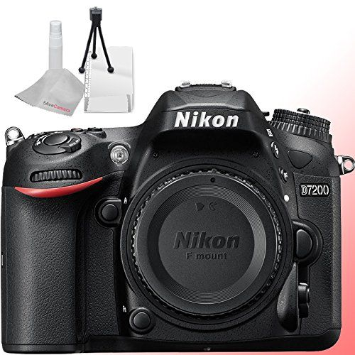 Nikon D7200 Body Only Digital Camera F Mount