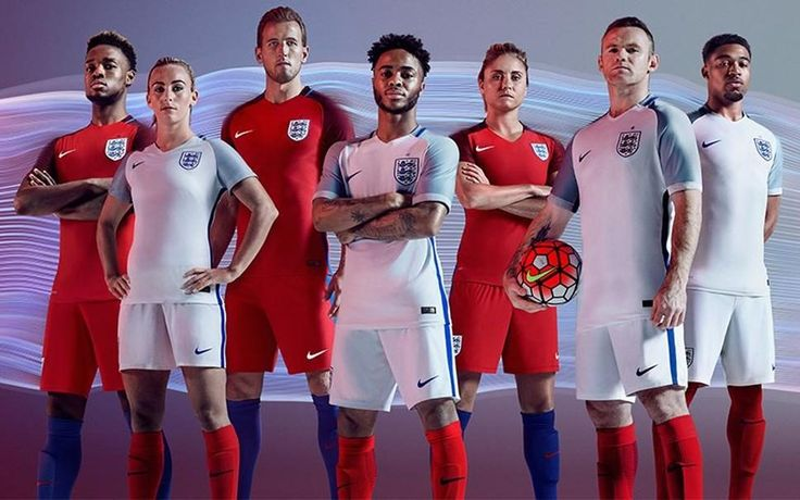 'A sub-standard Hunger Games tribute': Fashion experts critique the new England kit
