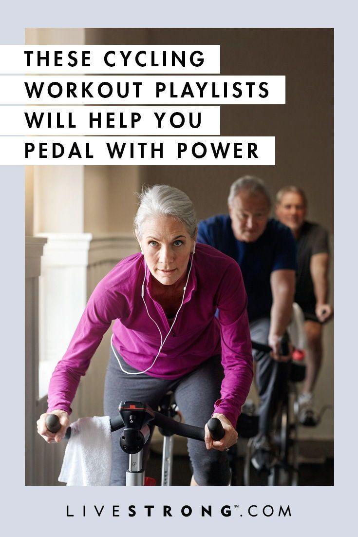 Stationäre Fahrrad Gewichtsverlust Routine