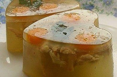 Как сделать бульон для холодца прозрачным?