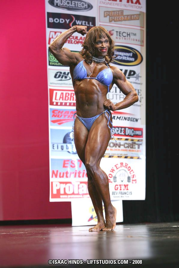 "IFBB Professional League » The 2008 New York Pro ""From the Lens of Isaac Hinds"" Part 1"