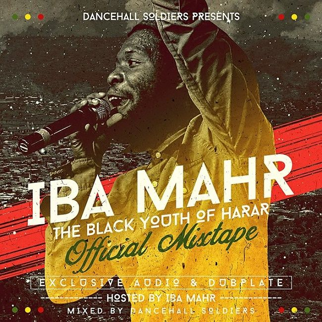 Iba Mahr - The Black Youth Of Harar (Dancehall Soldiers) [FREE DOWNLOAD]
