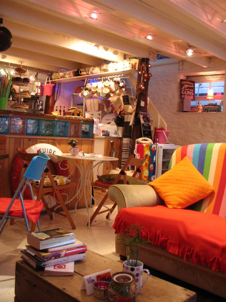 Pinky Murphy's - a fantastic cafe in Fowey, Cornwall