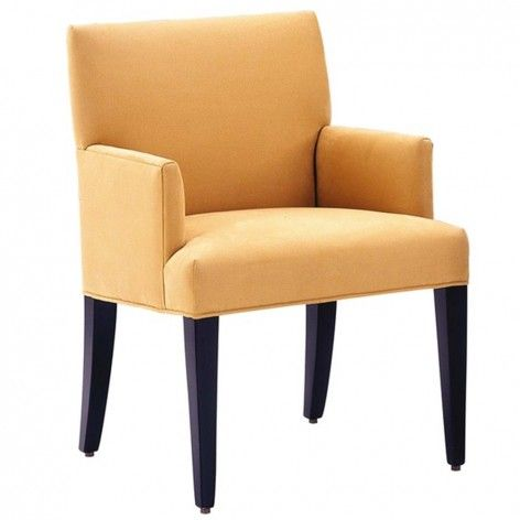 Alpha Chair in black: Aldea home