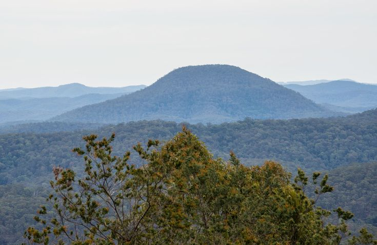 Yengo National Park - skyline