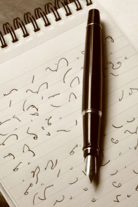 I'd love to re-learn how to write shorthand. :-) It's would be a  way to send almost-secret messages, since no one can read it nowadays. Texting got nothing on shorthand!