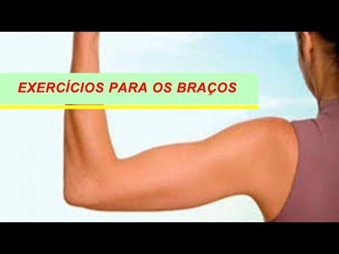 BRAÇOS FIRMES - Sequência Para os Braços - YouTube