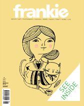 Frankie Magazine - Australian Fashion Blog   Travel, Food & Music   News, Trends & Events