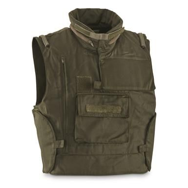 French Military Surplus Flak Vest, New