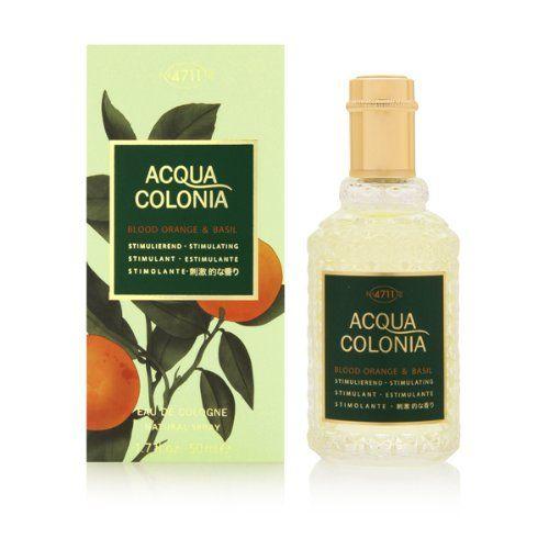 4711 Acqua Colonia Blood Orange and Basil Eau de Cologne Spray for Women, 1.7 Ounce $16.01