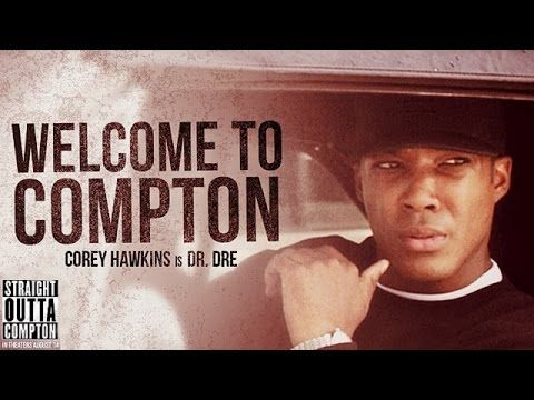 N.W.A. STRAIGHT OUTTA COMPTON - Movie Soundtrack - YouTube