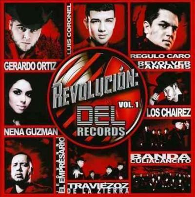 Various - Revolucion: Del Records, Vol. 1