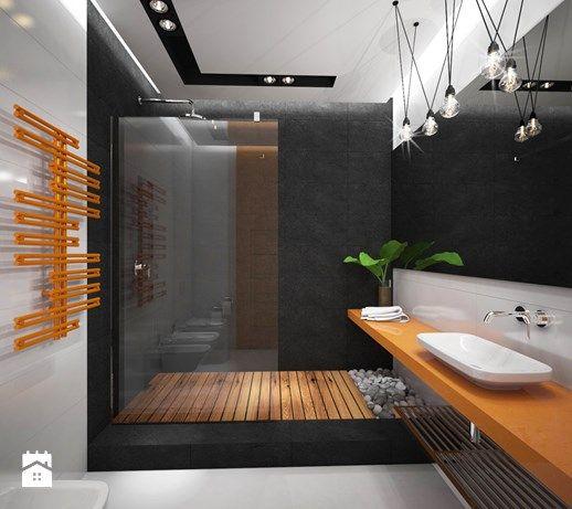 Nowoczesna łazienka - zdjęcie od topsanit.pl