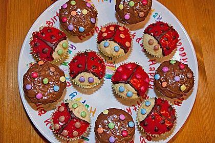 Kindergeburtstags-Muffins – Daniela Kampmann
