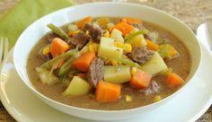 Carbonada Chilena - Chilean Beef stew