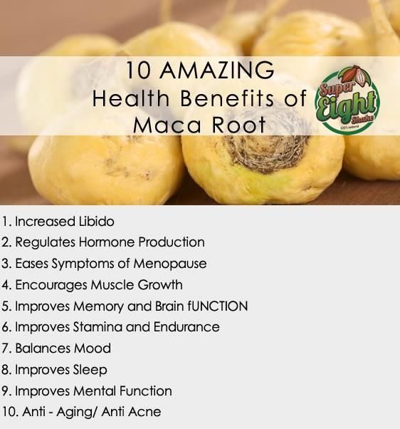 Does maca root make your butt bigger