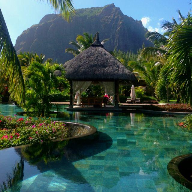 Lux Le Morne... Mauritius...
