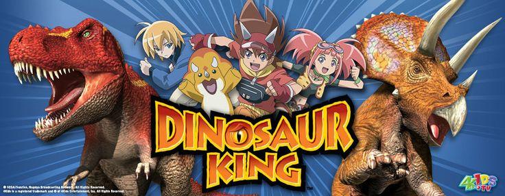 Dinosaur King (TV) - Anime News Network