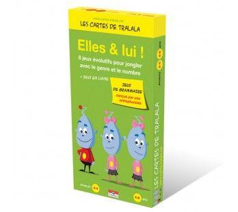 Cartes de Tralala - Vol. 4 - Elles&Lui