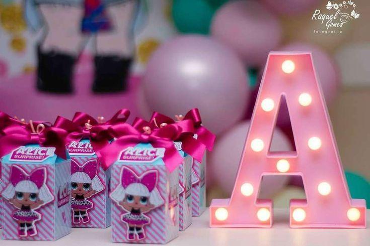 LOL Überraschungs-Geburtstagsfeier-Ideen | Foto 1 von 34 | Fang meine Party   -… – LoL Dolls