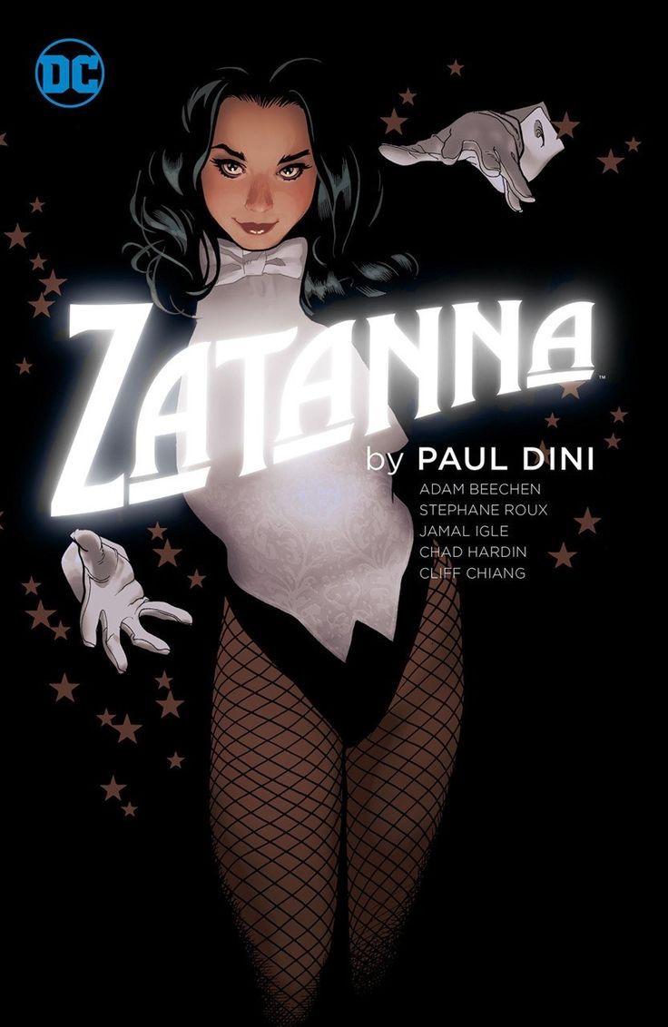 Zatanna by Paul Dini collection DC Comics. Review by Shawn Conner.