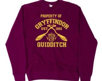 New Adult Property Of Gryffindor Quidditch Team by Deals4Everyone