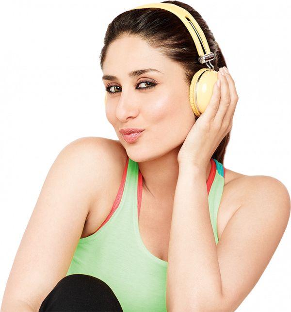 Kareena Kapoor's new photoshoot for iBall Phone