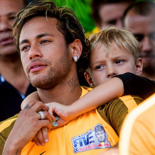 "neymarchive: "" Neymar Jr's Five Finals 08.07.2017 [HQs] """