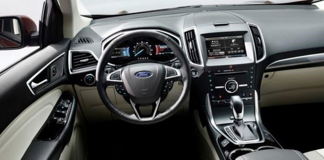 2020 Ford Edge Changes And Release Date Ford Edge Suv Ford