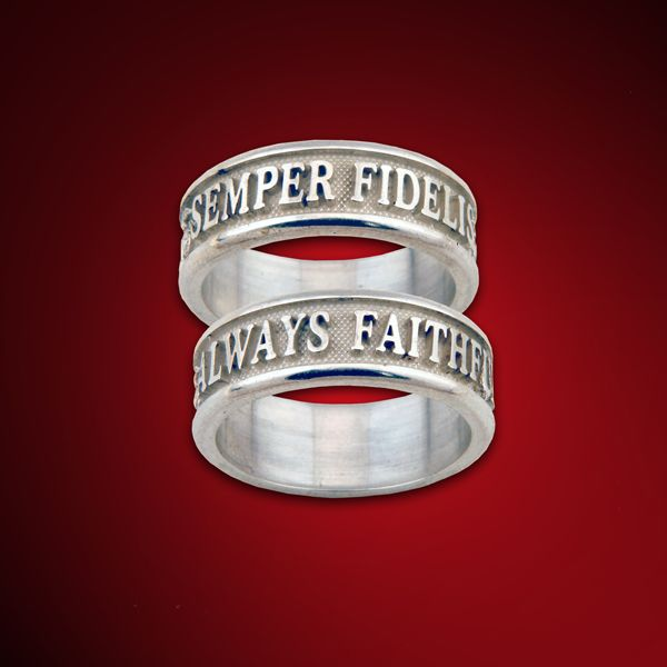 Saw this a while back. would make for an AWESOME wedding band...or a promise ring if you wanna get creative :)