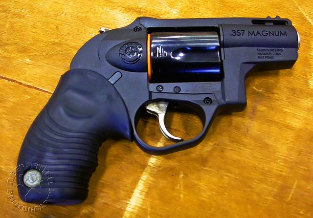 Taurus M605 .357 Magnum ProtectorLoading that magazine is a pain! Get your Magazine speedloader today! http://www.amazon.com/shops/raeind