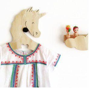 Unicorn- Animal Hanger
