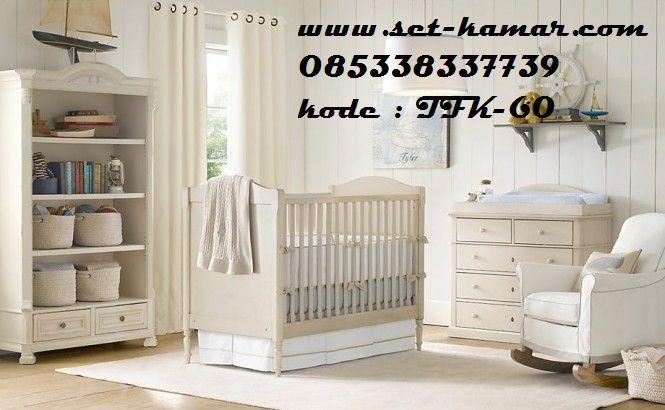 Kamar Bayi Satu Set dengan Model Minimalis dan FhinishingmemakaiCaT Duco Putih dengan Harga Murah Dan Produk Terbaru yang Mewah Dan Berkualitas