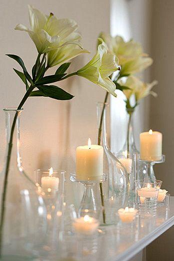 Brabourne Farm: Love .... Candlelight