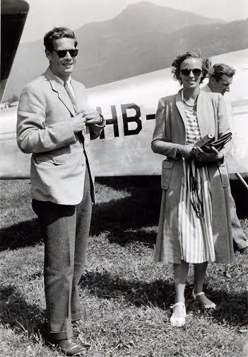MM.LL. Regele Mihai si Regina Ana