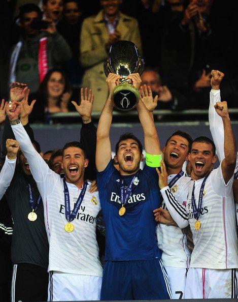 Iker Casillas Photos: Real Madrid v Sevilla FC  ~ Glory Days