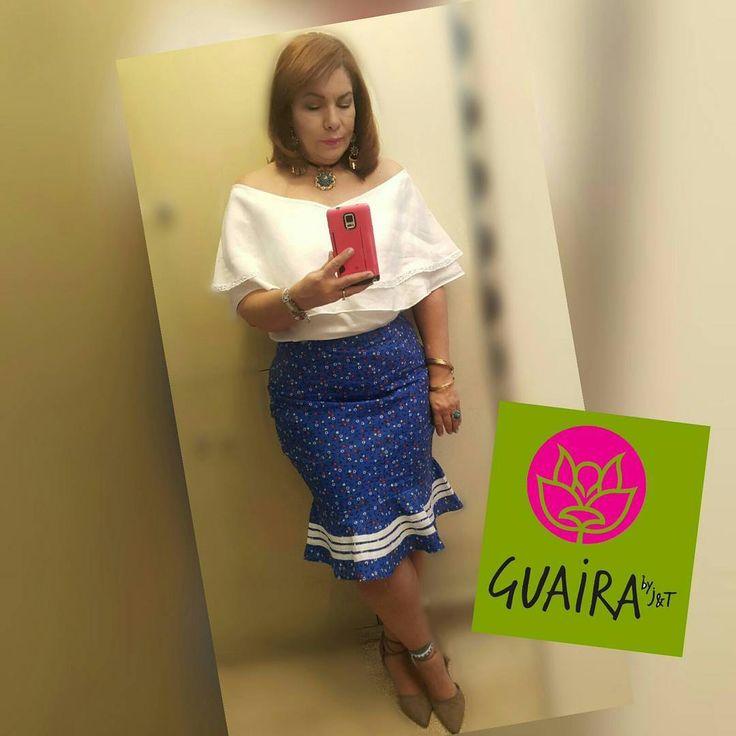 """58 Me gusta, 7 comentarios - Guaira by J&T en Facebook (@guairabyjt) en Instagram: """"Ir a una conferencia sobre la pollera y no ir vestida con ese AireÉtnicoPanameño muy al estilo…"""""""