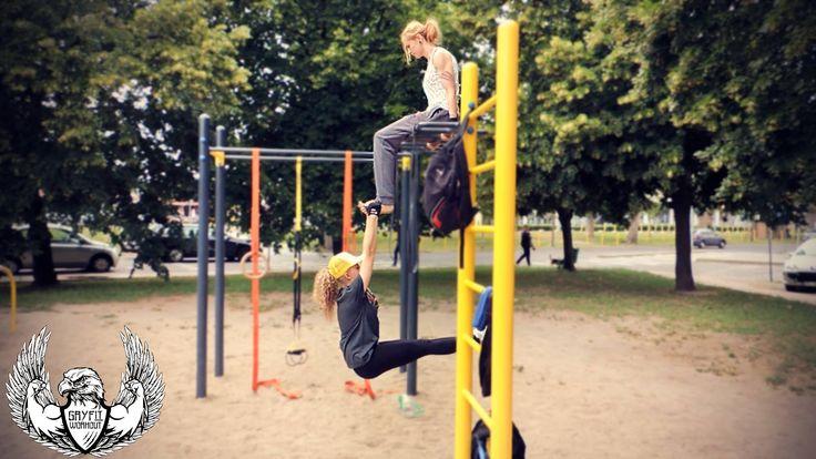 L-hang on legs! :D