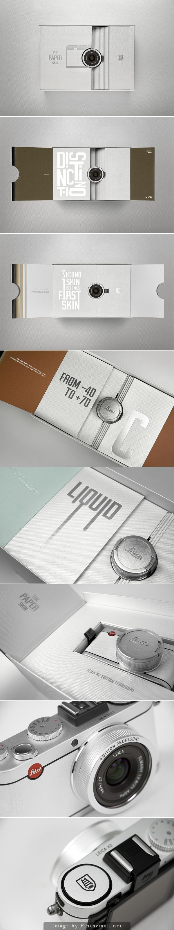 The Paper Skin – Leica X2 Edition Fedrigoni / Felix Dürichen