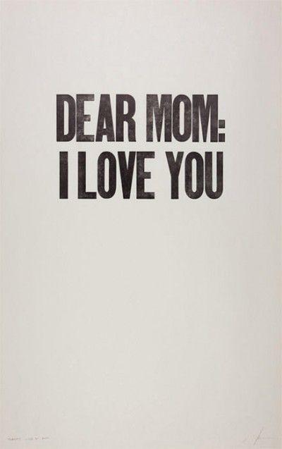 Älskade, älskade mamma. Du är så saknad ❤️