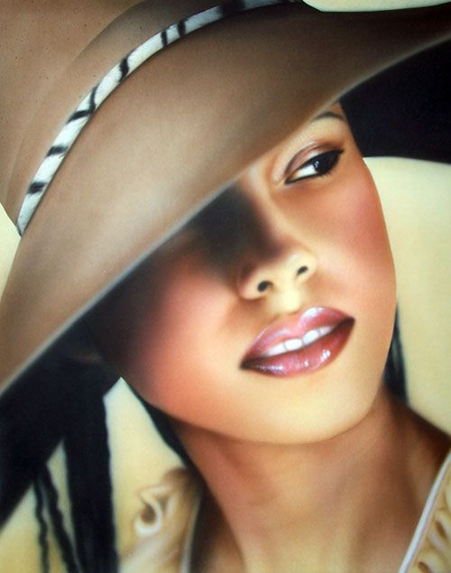 Alicia Keys Large View by Dolcimascolo on DeviantArt